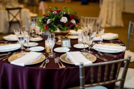 Ritz Charles Ballroom Wedding