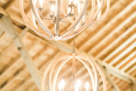 Lindley Farmstead Wooden Chandeliers