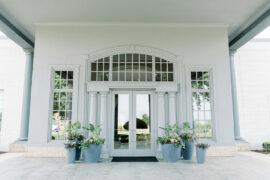 Ritz Charles Entrance